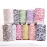 110 Yard/Spool Cotton Bakers Twine Party Gift Wrapping Rope Jute Twine