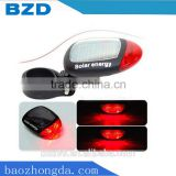 Mountain Bike Cycling Solar Power Bicycle Tail Light /Outdoor Cycling Equipment Applications Supplier