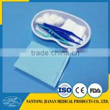 Hot seller Disposable Sterile Surgical Dressing Kits with hospital quality