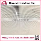 NEW ARRIVAL decorative window film manufacturer, accept OEM