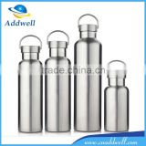 Outdoor 600ml sport travel stainless steel vacuum thermos flask
