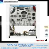 XK-SJB-QCDQ Entire Vehicle Electrical Training Board, Auto training lab Car maintenance teaching board Vehicle demo