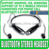 Headphone Handsfree HV-800 Mobile Phone Smartphone 3.0 Wireless Bluetooth Stereo Headset