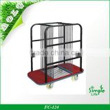 Linen Storage Trolley for Hotel