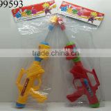 51cm big water gun with coca cola bottle , custom printing plastic water gun toys for pormotion