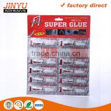 JY High Quality Acrylic Resin adhesive multipurpose instant super glue