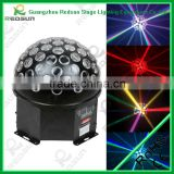 Lowest Price and Good Effect Remote Control LED Magic Thunder Ball Light for party disco