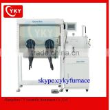 laboratory used Glove Box with Purification System / vacuum glove box for lithium battery