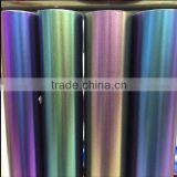 New arrival fashion purple to blue car body protective Chameleon chrome mettalic film                                                                                                         Supplier's Choice