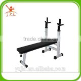 Fitness folding weight lifting bench at home gym exercise barbell olympic training