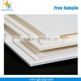 Hot Sale 250gsm 300gsm 350gsm Ivory Paper Board/ Coated Ivory Paper Sheets