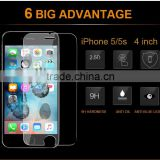 mobile phone accessories explosion-proof tempered glass screen protector with high quality
