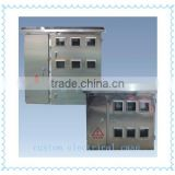 Manufacturer Custom Made Luxurious Paint Modern Kitchen Cabinet/custom electrical metal case