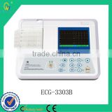 High-Quality Disposable Auto Handheld PC ECG