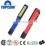 Pen Worklight Portable LED COB Worklight with Magnet