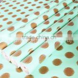 birthady festival foil gift wrapping paper roll bond paper custom printed wrapping paper                                                                         Quality Choice