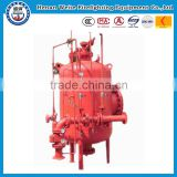 Fire fighting water sprinkler system Chemical plant, garage, boiler room for closed foam spray equipment