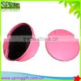 Round shape plastic mirror, pocket mirror,mini cosmetic mirror