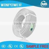 UL1007 AWM 30 pvc insulated electronic wire