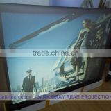 DEFI best price adhesive holographic back projection screen film