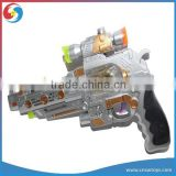 DD0601470 Lighted Infrared ray BO Rotate Revolver Gun
