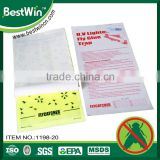 BSTW professional pest control factory wholesale sticky UV lighted fly trap papers