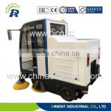 road sweeper E800LC, road sweeping machine industrial brush cleaning floor power broom sweeper