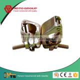 48.6mm pressed scaffolding fixed double coupler