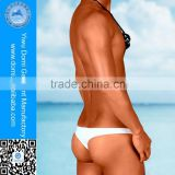Wholesale small cut white swim shorts swimwear men