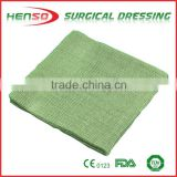 Henso Sterile Green Gauze Swabs