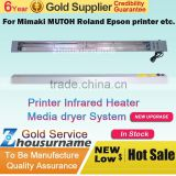 1500E,1880E,2050E print media dryer roland printer ink dryer