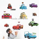 DIY Cartoon Cars Vinyl Removable Home Decor Decoration Kids Nursery Child Boy Bedroom Room Mural Wall Stickers Decal DM57-0165