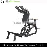 EM1032 hack squat gym fitness equipment