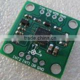 100% New LSM303DLH axis digital acceleration sensor and electronic compass module