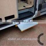 Electric Sliding Step and electric ladder with CE certificate for van
