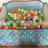 Cheap Square Colorful Kids Play Tent Ball Pit Pool Ball Playpen Toddler Ball Tent