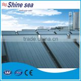 China made hot flat panel solar water heater system for solar industry