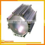 OEM/ODM anodized aluminium hollow section from China golden supplier as per drawing