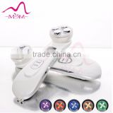 2016 Top sale electric portable beauty machine multi-functional RF LED light therapy 4 in 1