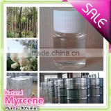 Farwell Natural Myrcene for perfumes and fragrances purity 90%min CAS#123-35-3