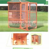 Eco-Friendly new fashion wooden bird cages