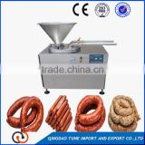 Industrial sausage filler/electric sausage stuffer