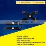 Agricultural parts Flail mower blades Cut grass blade
