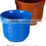 plastic flower pot nursery pot