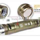 Outdoor emergency flashlight ,tactical LED torch , self defence flashlight