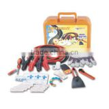 61pcs car emergency kit for repairing