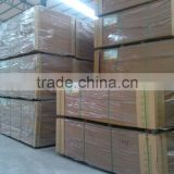 2.7MM raw MDF board for Africa market