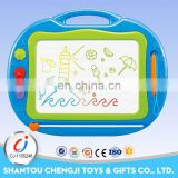 Funny education toys writing slate kids magnetic writing board