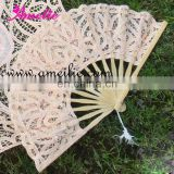 wedding decorations lace spanish fan