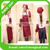 women aprons pinafore colorful make measure custom logo and words